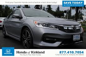 new 2017 honda accord sedan sport 4dr car in kirkland 176226
