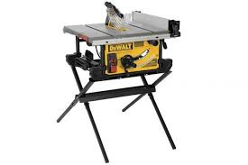 dewalt table saw review dewalt dwe7490x table saw with scissor stand review best saw shop