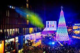 what time is liverpool one u0027s christmas lights switch on