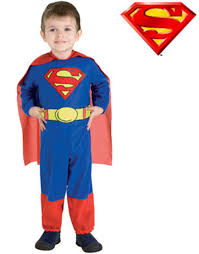 halloween costumes toddler superman toddler halloween costume size 3t 4t walmart com