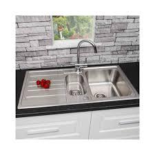 kitchen sink material choices stainless steel kitchen sinks plumbworld
