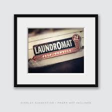 Wall Decor For Laundry Room by Retro Laundromat U2022 Lisa Russo Fine Art Photography