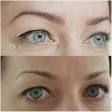 New Eyebrow Tattoo Technique Hair Stroke Eyebrows Uk Natural Looking Permanent Eyebrows