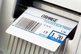 color label printing with monochrome direct thermal printers