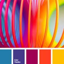 Pink Color Scheme Color Palette No 1823 Color Inspirations Pinterest Natural
