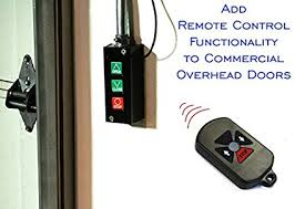 Overhead Door Remote Rf Remote System For Commercial Overhead Doors