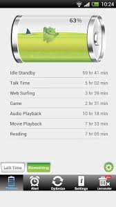 battery savers for androids battery saver android free time remaining androidtapp