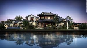 Luxury Home Stuff by China U0027s Super Wealthy Shun Western Looking Homes Cnn Style