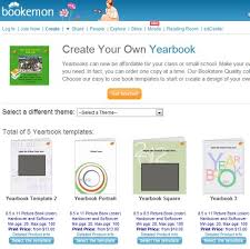 create your own yearbook 7 great websites to create high school yearbooks online