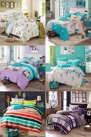 visit to buy modern girls bedding collections bird flower cartoon