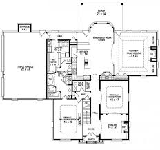 5 bedroom 3 bathroom house plans best 5 bedroom 3 1 2 bath floor plans contemporary trends home