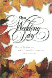 Cute Wedding Programs Free And Cute Wedding Program Templates A Batty Life