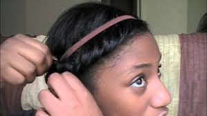 How To Do A Cute Hairstyle For Short Hair by How To Bohemian Hairstyle Youtube