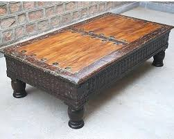 rustic solid wood coffee table unique cocktail tables fantastic unique rustic coffee tables rustic
