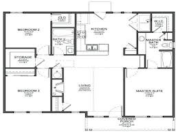3 bedroom floor plans small 3 bedroom house plans house plans with pictures inside house