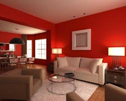 psychology of color paint the town red