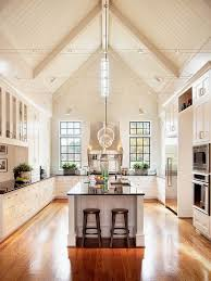 cathedral ceiling kitchen lighting ideas 59 best kitchen cathedral ceiling ideas images on home