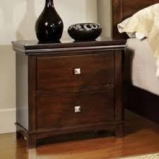 Cpap Nightstand Solid Wood Nightstands Foter