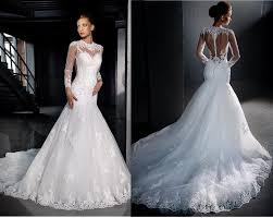 Wedding Dress Quotes Long Mermaid Wedding Dresses Bridal And Wedding Ideas Blog