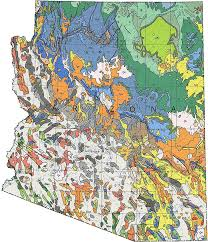 maps of geologic maps of the 50 united states