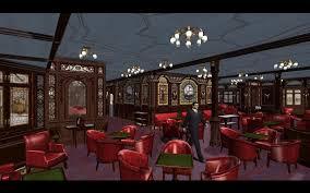 smoking room preview ingame image mafia titanic mod for mafia