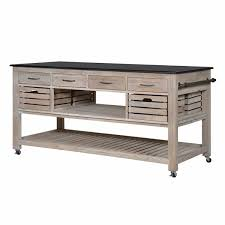 kitchen butchers blocks solid wood free standing painted wooden