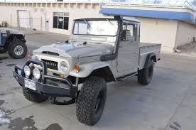 land cruiser vintage 1966 fj45 for sale 1 600 miles on v8 redline land cruisers