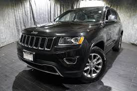 jeep laredo 2014 pre owned 2014 jeep grand cherokee limited sport utility in villa