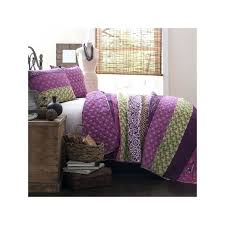 Purple Coverlets Circo Happy Flower Quilt Set Purple Full Size Of Nursery Beddings