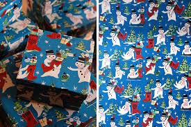 vintage wrapping paper thrifty thursday vintage wrapping paper my paper crane