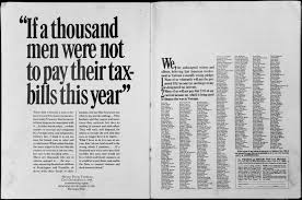 new york review of books 1960s national war tax resistance coordinating committee