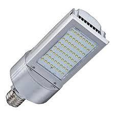 Light Efficient Design Light Efficient Design 120w Shoebox Wall Pack Type V Optics 5000k