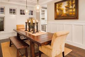 Paint Ideas For Dining Room With Wainscoting Home Design Inspiration - Dining rooms with wainscoting