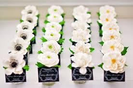 bridal shower favors bridal shower favors white and black theme dk designs
