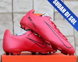 Sepatu Bola Grade Ori jual sepatu bola nike mercurial superfly merah grade ori olahraga