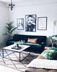 Emerald Green Velvet Sofa by 30 Trendy Velvet Furniture And Home Décor Ideas Digsdigs