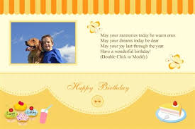 free photo templates happy birthday cards 1