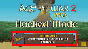 hacked apk age of war 2 v1 4 11 mod apk hacked mode gameplay