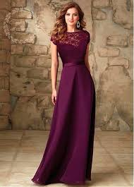 purple lace bridesmaid dresses free shipping grape purple lace bridesmaid dresses 2017 cheap
