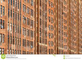 new york city apartment building background stock photo image