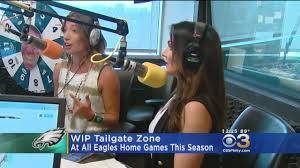 meisha and tori on will be at wip tailgate zone cbs philly