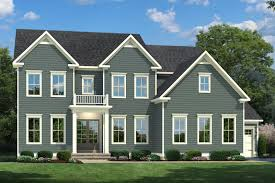 Folk Victorian by New Chapel Hill Ii Home Model At Willowsford Estates At The Grant