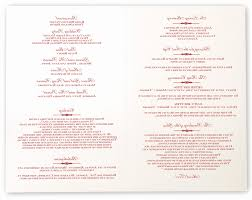 wedding ceremony programs wording wedding weddingeremony program image inspirations programs free