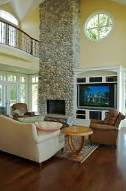 custom home interiors mi platte lake house award winning shingle style home