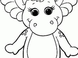barney coloring pages print coloring barney color pages