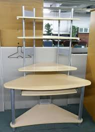 A Tower Corner Computer Desk Computer Tower Desk Modelthreeenergy