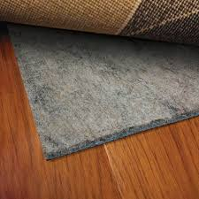 Non Slip Rug Pads For Laminate Floors Deluxe Grip Rug Pad
