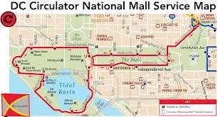 washington dc museum map pdf location and directions