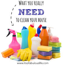 things you need for house what cleaning supplies you need to stock a cleaning caddy it s a