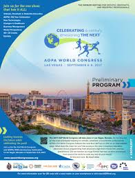 2017 Aopa World Congress Preliminary Program By Aopa Issuu